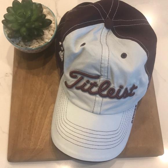 Men's Titleist Aggies hat